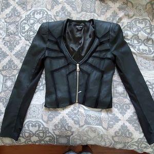 Babe leather Jacket